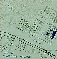 House U 25 and the North Riverside Palace at Amarna