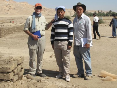 Tony Crosby, Mohammed Ibrahim, Peter Lacovara