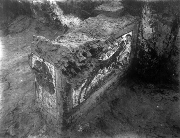 Archival photo from the MMA excavations of 1910-11 (PA 12)