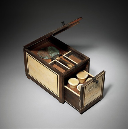Cosmetic Box of the Cupbearer Kemeni