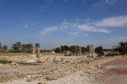 West Bank, Luxor